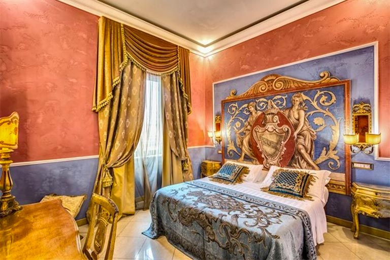 4 Star Hotel In Rome S City Centre With Spa And Panoramic Restaurant