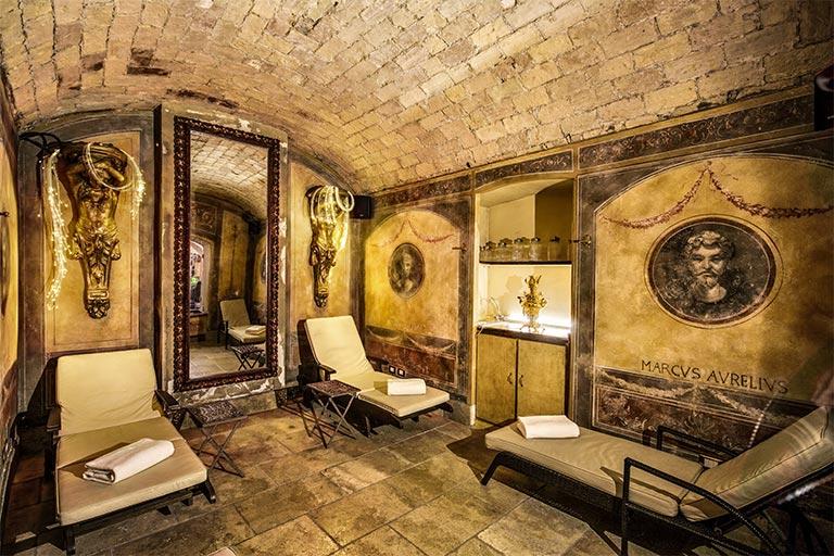 Spa hotel Roma con centro benessere spa e palestra | Romanico Hotel ...