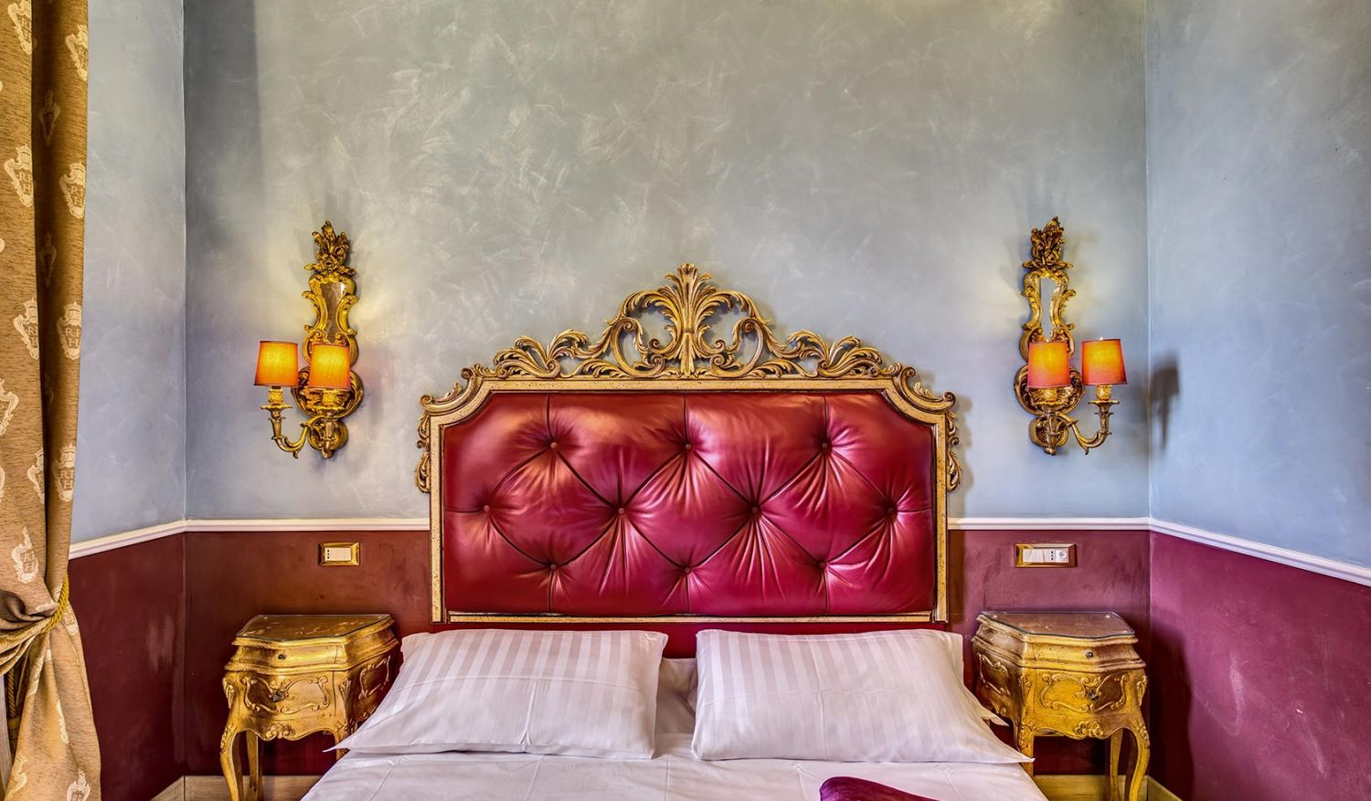 Business rooms for business stays in Rome