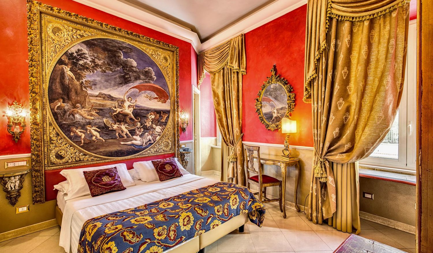 Double room to stay in Rome