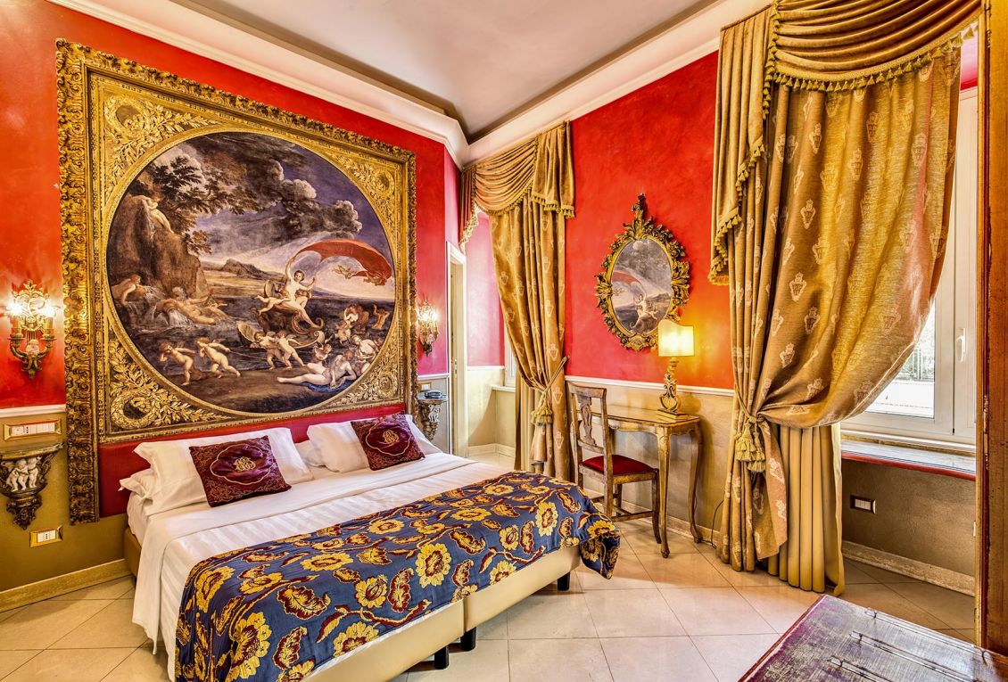 Cozy rooms in the center of Rome