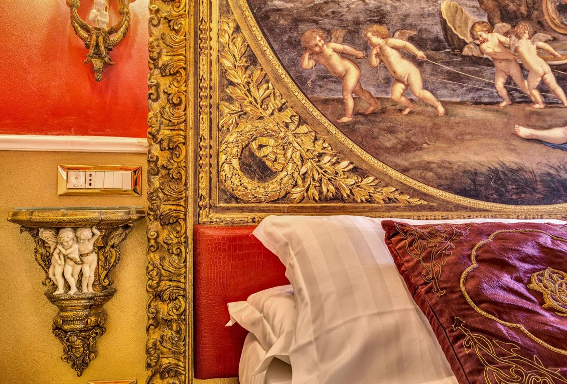 Cozy rooms to stay in Rome