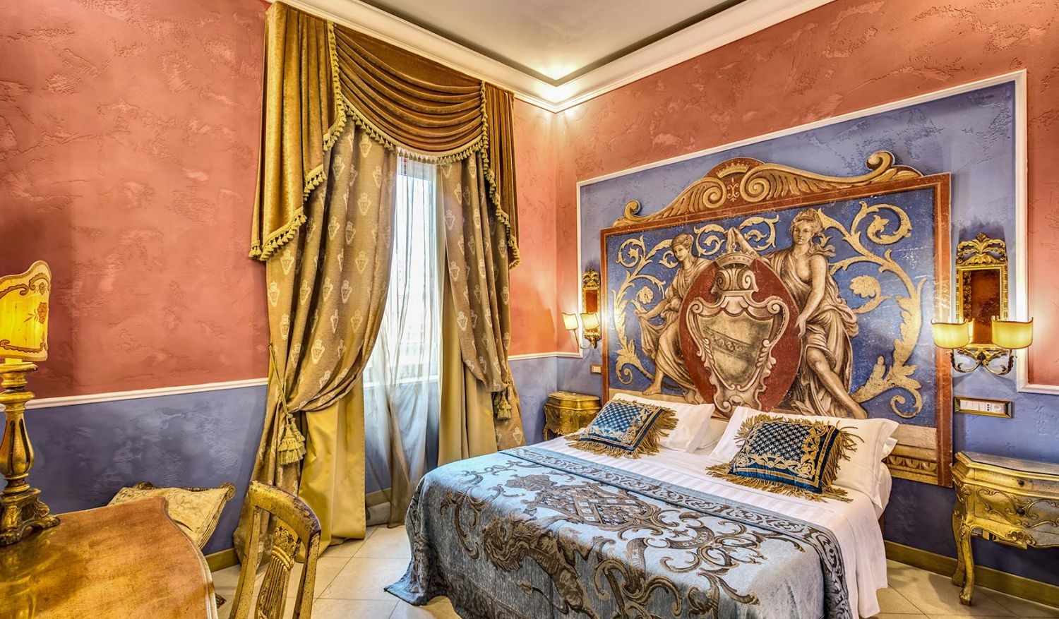 Rooms for family holidays in Rome