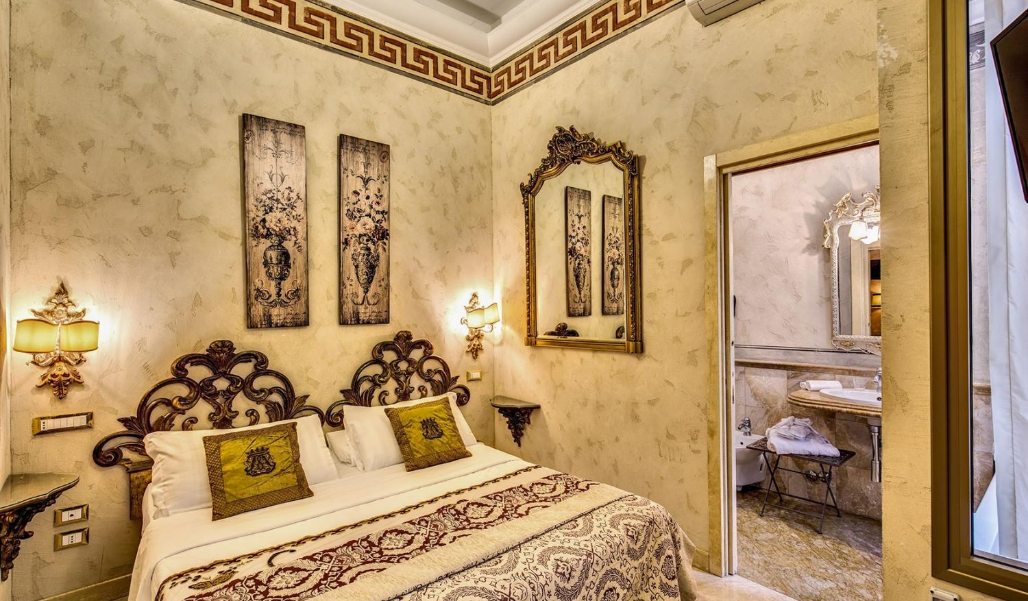 Rooms in Rome for business stays