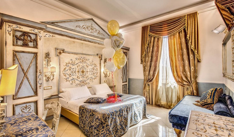 elegant rooms in Rome