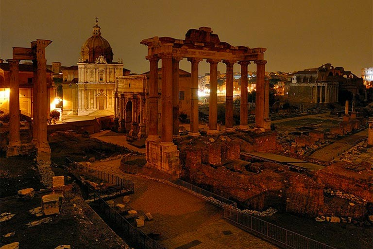 tour roma illuminata